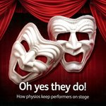 How physios keep performers on stage - Christmas Panto